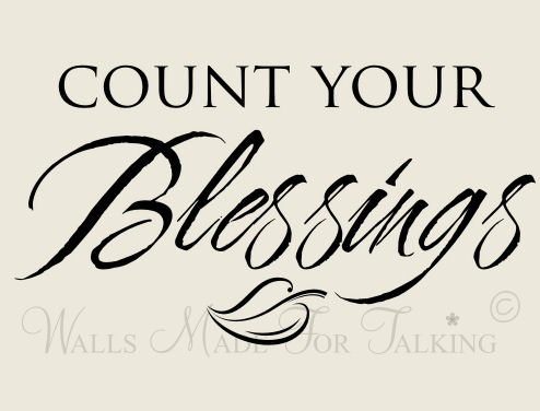 Count Your Blessings Charles Dickens Quotes The Gratitudeprojectcom