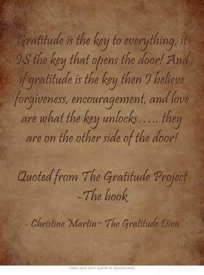 thegratitudeproject