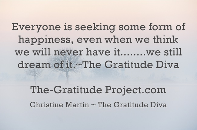 gratitude quotes Everyone-is-seeking-some