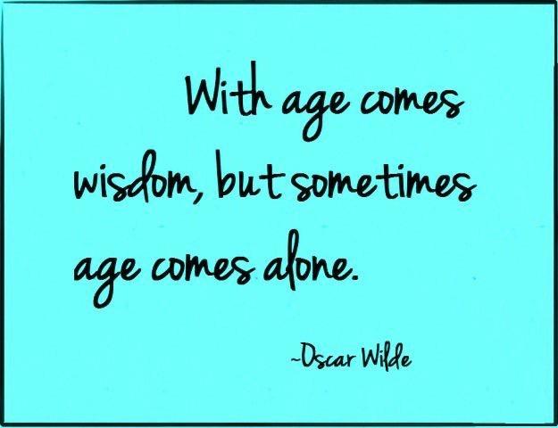 Wisdom and Age